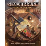 Gloomhaven: Jaws of The Lion Board Game - Packshot 1