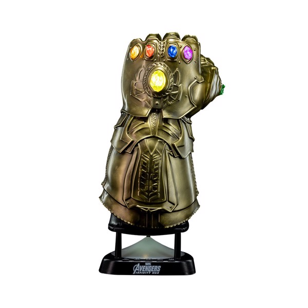 Marvel - Avengers: Infinity War - Small Infinity Gauntlet Speaker  - Packshot 1