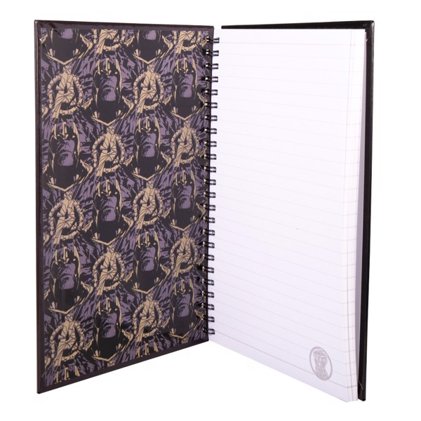 Marvel - Avengers: Endgame - Thanos Shatter Notebook - Packshot 2