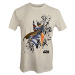 Star Wars - Boba Comic Art T-Shirt - XXL - Packshot 1
