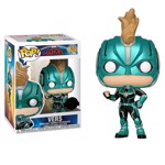 Marvel - Captain Marvel - Vers Masked Pop! Vinyl Figure - Packshot 1
