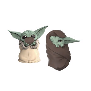 Star Wars - The Mandalorian - The Child Soup and Blanket The Bounty Collection 2 Pack Figures