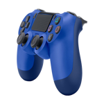 New PlayStation 4 DualShock 4 Wireless Controller - Wave Blue - Packshot 2