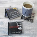 Official Classic PlayStation One Vol. 3 Coasters  - Packshot 2