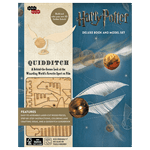 Harry Potter - Quidditch Incredibuilds Deluxe Book and Model Set - Packshot 1