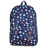 Disney - Big Hero 6 Baymax Blue Loungefly Backpack - Packshot 1