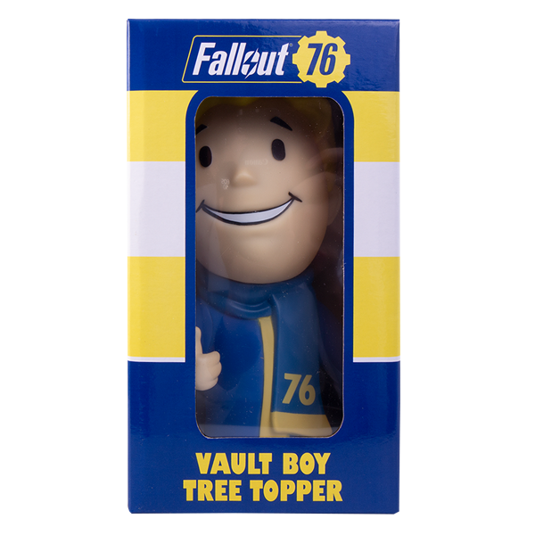 Fallout - Fallout 76 Vault Boy Tree Topper - Packshot 1