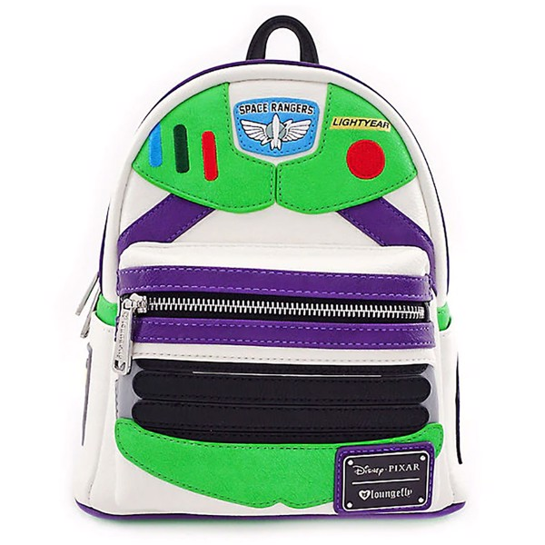 Disney - Toy Story - Buzz Lightyear Loungefly Mini Backpack