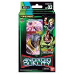 Dragon Ball Super - TCG - Android Duality Expert Deck - Packshot 1