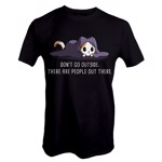 Don't Go Out T-Shirt - Packshot 1