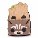 Marvel - Guardians of the Galaxy - Groot and Rocket Loungefly Backpack - Packshot 1