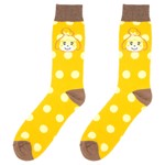 Nintendo - Animal Crossing Isabelle Socks - Packshot 1