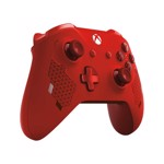 Xbox One S Wireless Controller Sport Red - Packshot 3