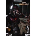 Star Wars - The Mandalorian & The Child Poster - Packshot 1