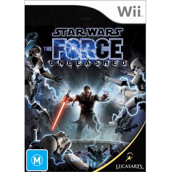Star Wars: The Force Unleashed - Packshot 1