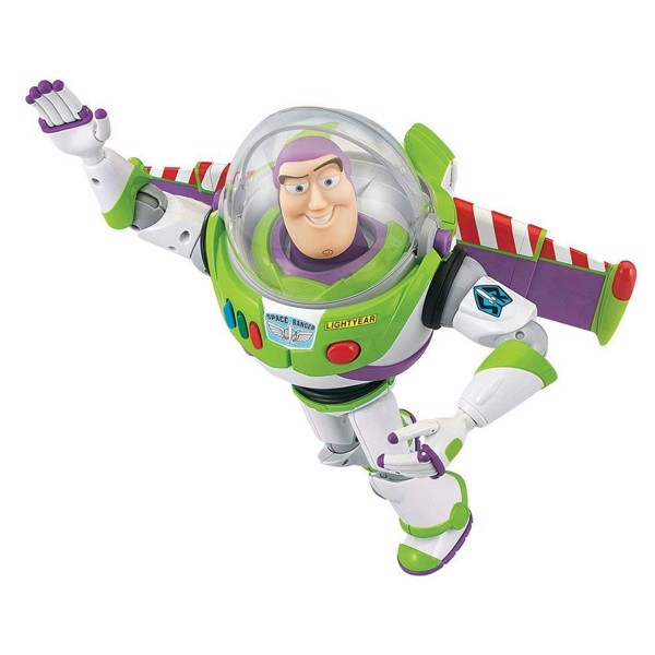 "Disney - Toy Story - Buzz Lightyear 12"" Talking Figure - Packshot 3"