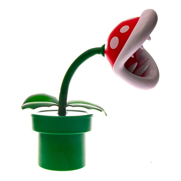 Nintendo - Super Mario - Piranha Plant Desk Lamp - Packshot 1
