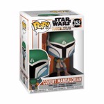 Star Wars: Mandalorian - Covert Mandalorian Pop! Vinyl Figure - Packshot 2
