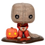 Trick R Treat - Sam with Pumpkin & Sack Pop! Vinyl Deluxe Figure - Packshot 1