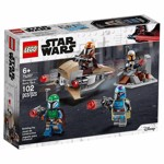 Star Wars - LEGO The Mandalorian Battle Pack - Packshot 5