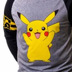 Pokemon - 25th Anniversary Pikachu Long-Sleeve T-Shirt - Packshot 2