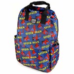 Marvel - Spider-Man Nylon Loungefly Backpack - Packshot 1