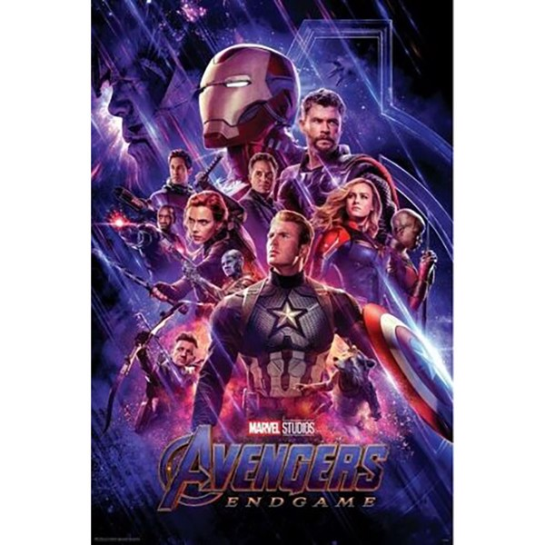 Marvel - Avengers: End Game - Movie Poster - Packshot 1