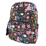 Disney - Beauty and the Beast All-over Print Satin Mini Backpack - Packshot 1