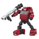 Transformers - Earthrise War for Cybertron Deluxe Cliff Jumper Action Figure - Packshot 1