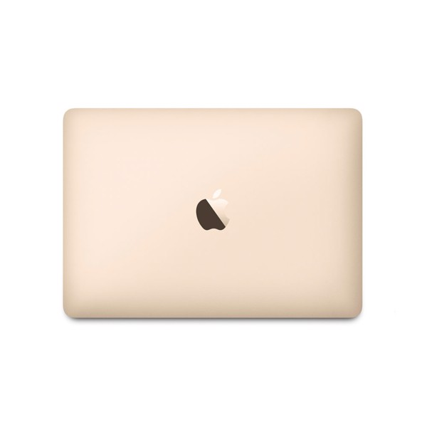 "Apple 12"" MacBook 1.3GHz Dual-core Intel m7 - Gold (Apple Certified Refurbished) - Packshot 2"