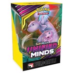 Pokemon - TCG - Unified Minds Build & Battle Box - Packshot 1
