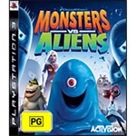 Monsters vs. Aliens - Packshot 1