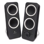 Logitech Z200 Stereo Speakers - Packshot 1