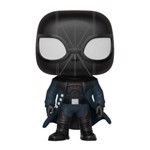 Marvel - Spider-Man - Into The Spider-Verse - Spider-Man Noir Pop! Vinyl Figure - Packshot 1