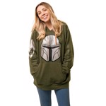 Star Wars - The Mandalorian Helmet Hoodie - Packshot 2