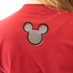 Disney - Minnie & Mickey Mouse Kiss T-Shirt - Packshot 4