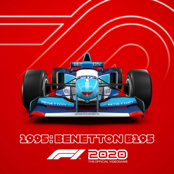 F1 2020 Deluxe Schumacher Edition - Packshot 4