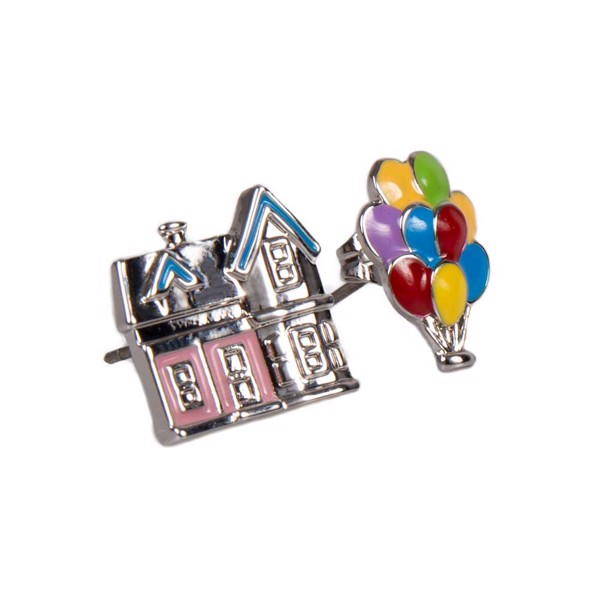 Disney - Up House With Balloons Earrings - Packshot 3