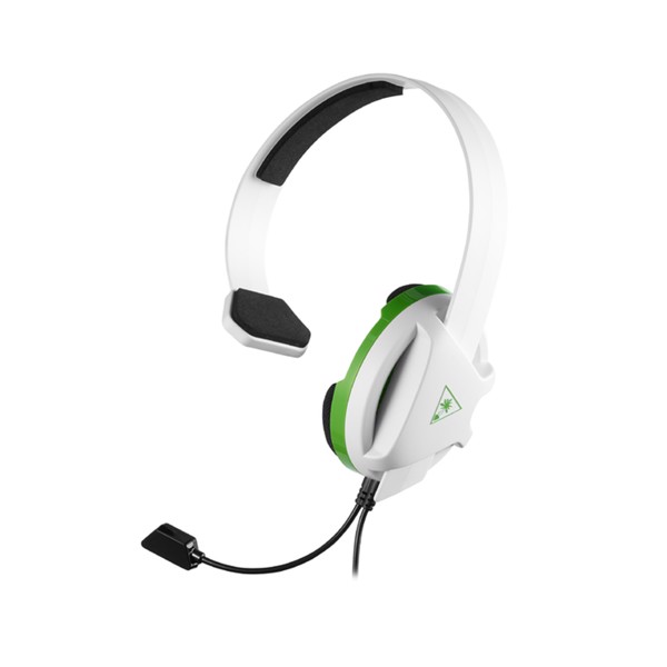 Turtle Beach Recon Chat Headset - Xbox One - White - Packshot 4