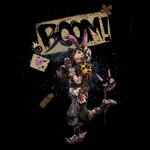 Borderlands 3 - Tina Boom T-Shirt - Packshot 2