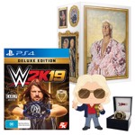 WWE 2K19 Wooooo! Collector's Edition - Packshot 1