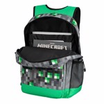 Minecraft - Emerald Survivalist Backpack - Packshot 4