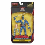 "Marvel - Deadpool - Marvel Legends Series 6"" Goat Action Figure - Packshot 2"