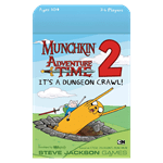 Munchkin - Adventure Time 2: It's a Dungeon Crawl! Card Game Expansion - Packshot 1