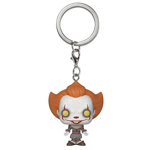 It: Chapter 2 - Pennywise with Open Arms Pocket Pop! Keychain - Packshot 1