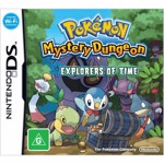 Pokemon Mystery Dungeon: Explorers of Time - Packshot 1
