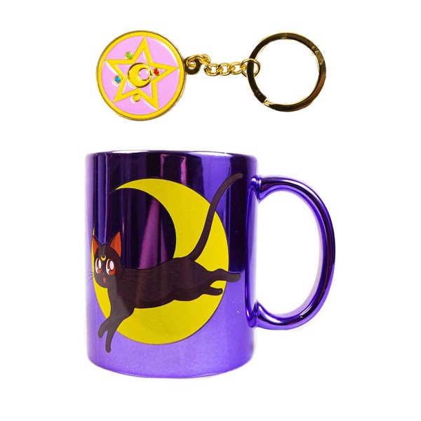 Sailor Moon - Mug and Keychain Gift Set - Packshot 1