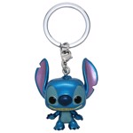 Disney - Lilo & Stitch - Stitch Metallic Pocket Pop! Keychain - Packshot 1