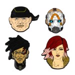 Borderlands 3 - Collectible Pin Set - Packshot 2