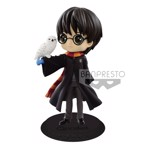 Harry Potter - Harry With Hedwig Q Posket Figure - Packshot 1